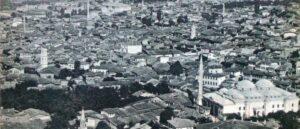 Разрушение армянской церкви в Кютахье
