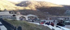 Азербайджанцы запретили армянам посещать Дадиванк в Арцахе