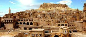 Древний город Мардин - Историческая Армения