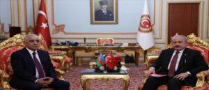 Спикер турецкого парламента использовал возможность выразить ненависть к Армении