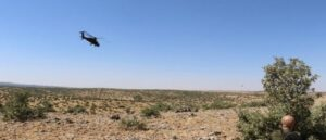 Турки начали военную операцию против курдских боевиков в Мардине