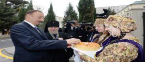 Российский архиепископ Азербайджана