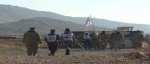 Азербайджан запретил поисково-спасательные операции в Арцахе