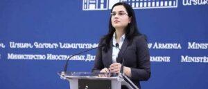 Ереван опровергает заявление Алиева о создании Нахичеванского коридора