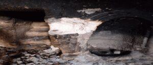 Вандалы ограбили скальную церковь