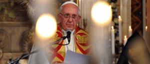 """Папа Римский Франциск: """"С особым вниманием"""