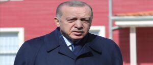 Эрдоган коснулся событий, происходящих в Армении