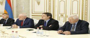 Сопредседатели Минской группы встретились с министрами