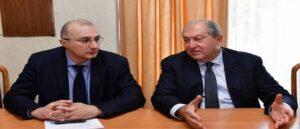 Президент Армен Саркисян созвал экстренное заседание правления фонда Айастан