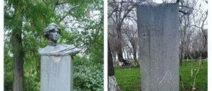 Еще один случай вандализма в Ереване