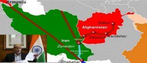 Индия предпочитает коридор Север-Юг через Армению