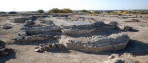 В Древней столице Армении Двин ведутся ремонтные работы
