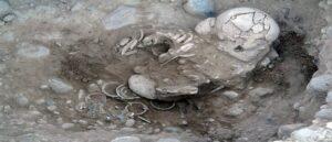 Многие склепы периода Ванского царства