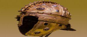 Римский шлем начало IV века нашей эры