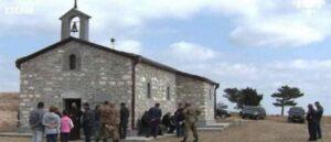 Азербайджан уничтожил армянскую церковь