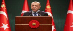 Эрдоган снова коснулся внутриполитических событий в Армении