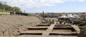В Себастии обнаружено 42 тысячи артефакта