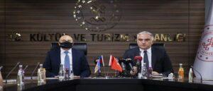 """Министр культуры Турции: """"Мы посетим Карабах при первой возможности"""""""