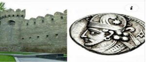 Аврелий Бакур - Царь Великой Армении - Основатель Баку