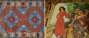 Сказка Газароса Агаяна - Анаит - Ода армянскому ковроткачеству Арцаха