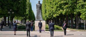 Emmanuel Macron в 106-ю годовщину Геноцида армян