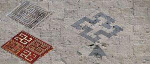 Уничтожение древних изображений свастики из культуры Армении