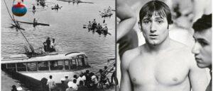 Шаварш Карапетян - О судьбе армянского пловца, спасшего двадцать человек