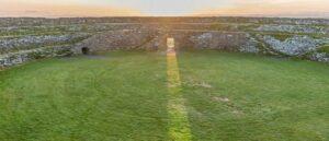 Грианан Айлех - Графство Донегол - Ирландия