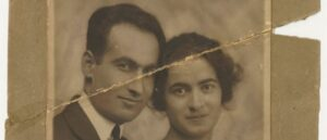 Согомон Тейлирян и его невеста Анаид Татикян - История Фотографии