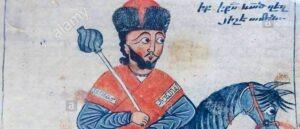 Армянский манускрипт из Евангелия 1330 года