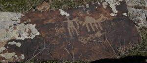 В провинции Шрнак обнаружены наскальные рисунки Бронзового века