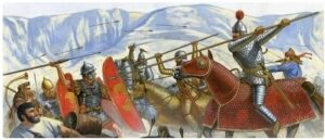 Из истории войн Рима с Арменией