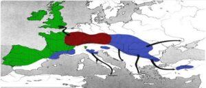 Британские данные об экспансии армянских кельтов