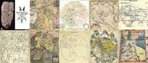 Армения с древнейших времен упоминалась на картах мира