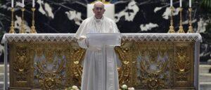 Папа Римский высказался об арцахских военнопленных в пасхальном обращении