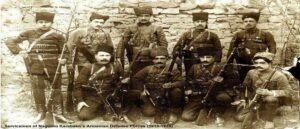Резня армян Шуши - 1920 год