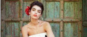 Рубина Даян - Топ-моделью с мировым именем