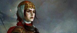 Айцемник - Армянская воительница и народная героиня