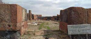 Некрополь армянских царей Аршакидов в Армении