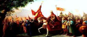 Тигран II Великий - Борьба Армении с Римом и Парфией