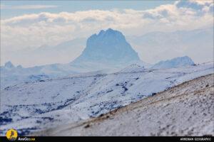 Гора Одзасар - Самая известная гора в Нахиджеване