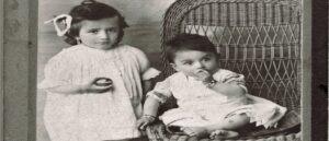Фотография армянский детей в Османской Турции