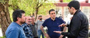 Предложения Армана Татояна по улучшению социальных прав жителей сел Веришен и Акнер