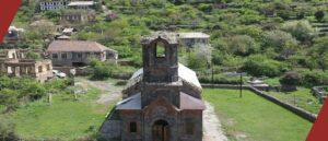 Греческое село Мадан в Армении