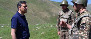 Арман Татоян о преступном присутствие азербайджанских военных на суверенной территории Республики Армения