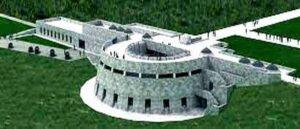 Архитектура Еревана - Музей-институт Геноцида армян