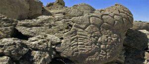 Петроглифы озера Виннемукка - Невада