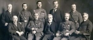 Уникальное фото делегации Первой Республики Армения в США-1919 год