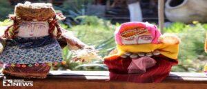 Армянские традиции праздничных ритуалов - Обрядовые куклы