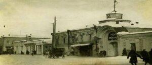 История здания на месте памятника Ленину в Ереване